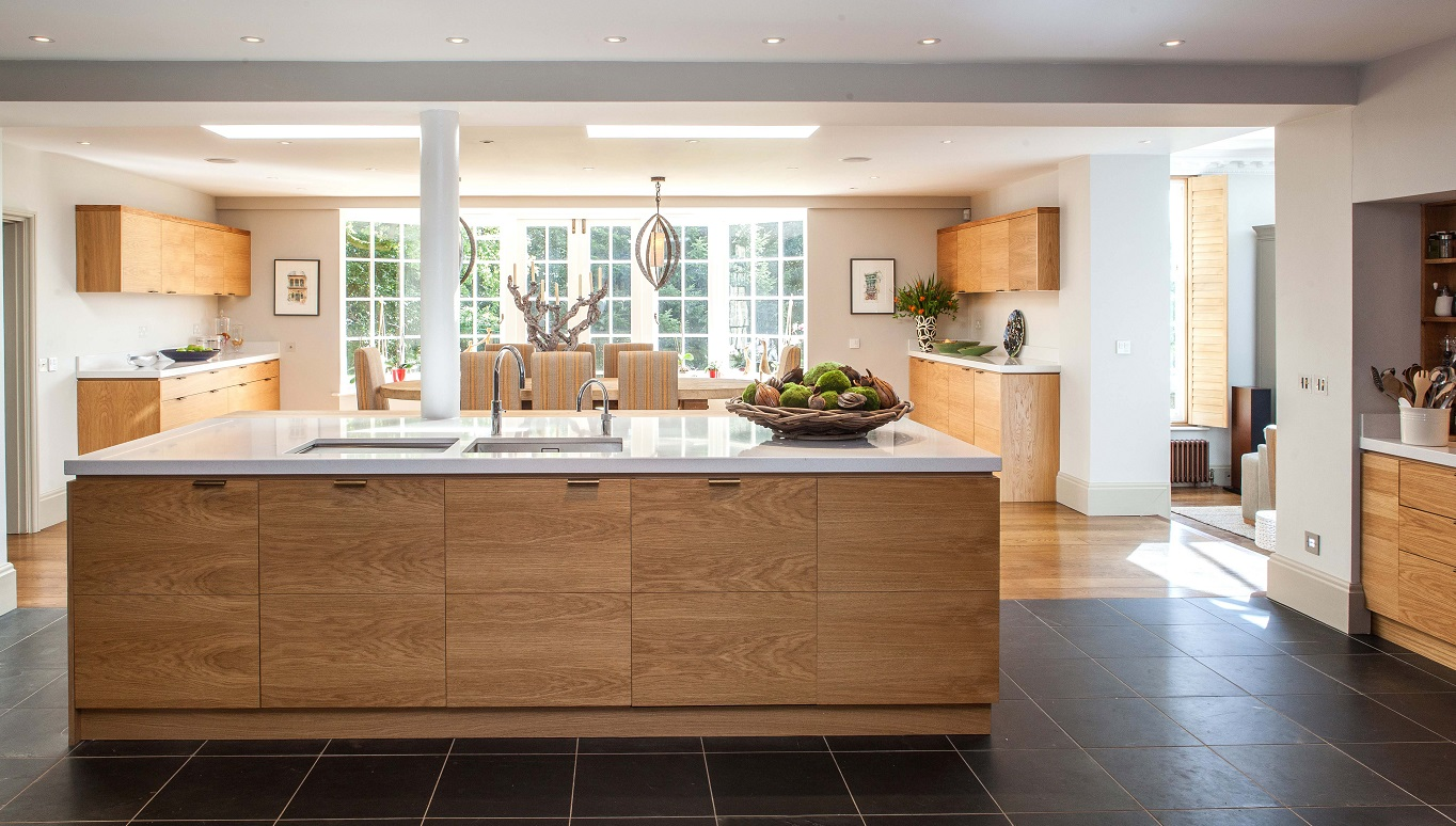 Kitchen Simmons Interiors Sussex Hampshire Surrey
