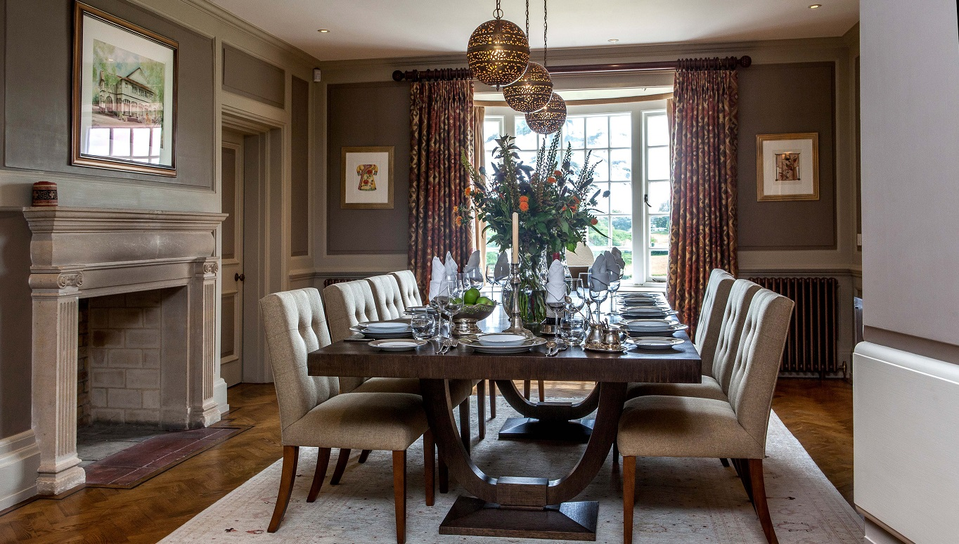 upholstery curtains cushions vaughan lighting Flamant Simmons Interiors Hampshire Surrey Sussex