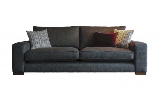 Georgie Gibson Medium Sofa Tamarisk Surrey sussex hampshire Simmons Interiors