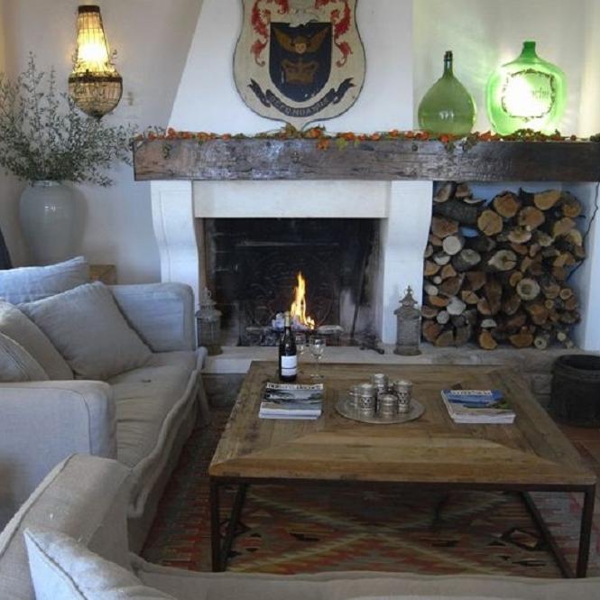 provence gordes rental villa Simmons Interiors Hampshire Surrey Sussex