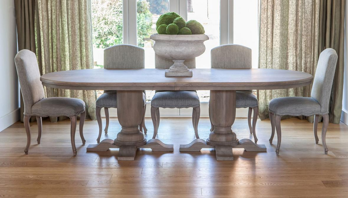 furniture upholstery curtains cushions dining table Simmons Interiors Hampshire Surrey Sussex
